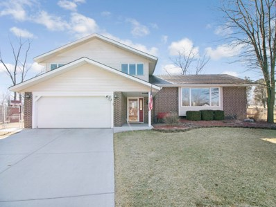 610 Brookside Lane, Frankfort, IL 60423 - #: 10326366
