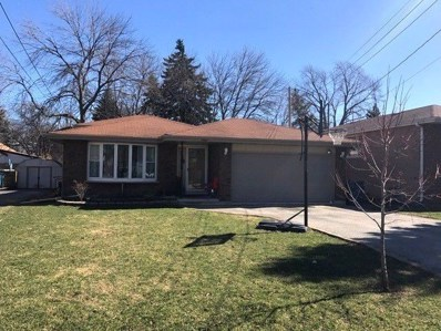 10937 S Nagle Avenue, Worth, IL 60482 - MLS#: 10326548