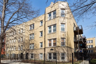 1256 W Winona Street UNIT 3D, Chicago, IL 60640 - #: 10326709