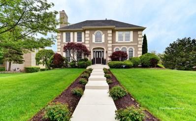 6842 Fieldstone Drive, Burr Ridge, IL 60527 - #: 10327057