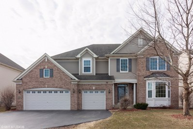 5857 Chatham Drive, Hoffman Estates, IL 60192 - #: 10327253