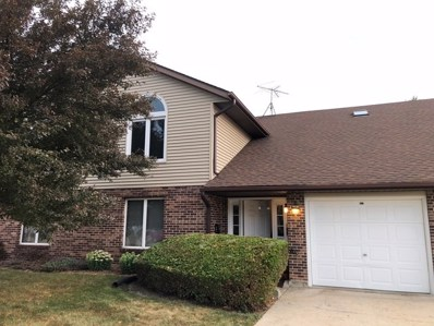 813 Meadow Ridge Lane UNIT 813, New Lenox, IL 60451 - #: 10327351