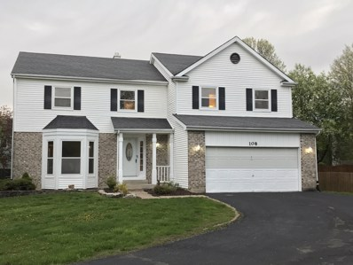 108 Country Court, Bolingbrook, IL 60440 - MLS#: 10327707