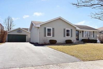 2916 Old Kent Drive, Joliet, IL 60435 - #: 10327717