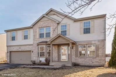 1109 Butterfield Circle W, Shorewood, IL 60404 - #: 10327868