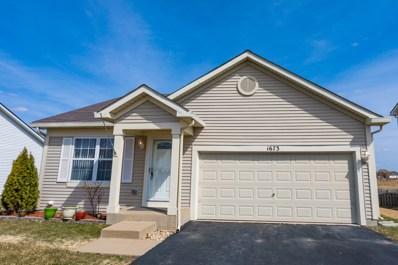 1673 William Drive, Romeoville, IL 60446 - #: 10327911