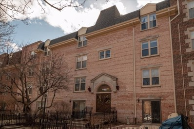 848 Forest Avenue UNIT 1, Evanston, IL 60202 - #: 10327930