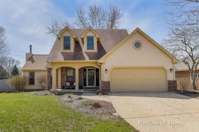 418 E Somonauk Street, Yorkville, IL 60560 - MLS#: 10327971