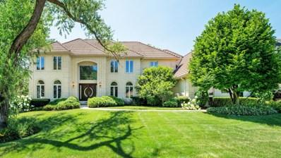 16 Hidden Lake Drive, Burr Ridge, IL 60527 - #: 10327994