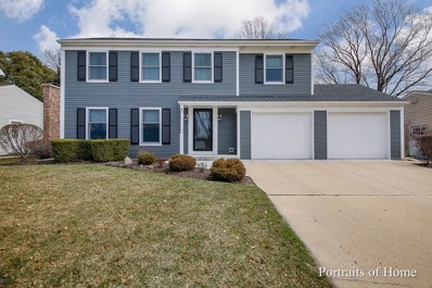 1619 Leabrook Lane, Wheaton, IL 60189 - #: 10328041