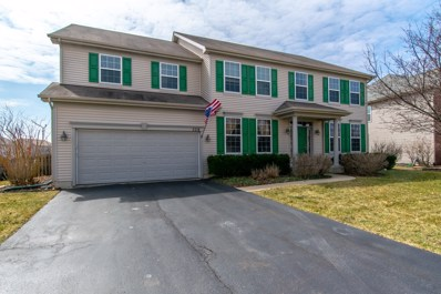 528 Litchfield Way, Oswego, IL 60543 - MLS#: 10328334