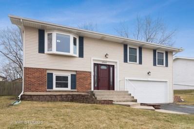 1717 Glen Lake Road, Hoffman Estates, IL 60169 - #: 10328361
