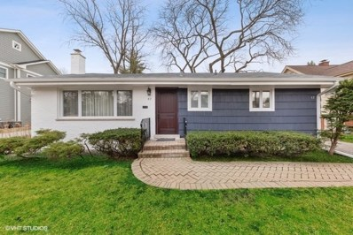 57 Harris Avenue, Clarendon Hills, IL 60514 - #: 10329273