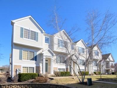 121 Enclave Circle UNIT D, Bolingbrook, IL 60440 - MLS#: 10329568