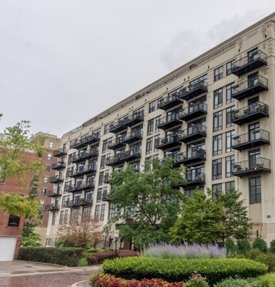 1524 S Sangamon Street UNIT 405-S, Chicago, IL 60608 - MLS#: 10329764