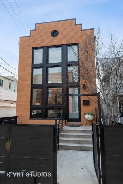 1710 N Paulina Street, Chicago, IL 60622 - #: 10329943