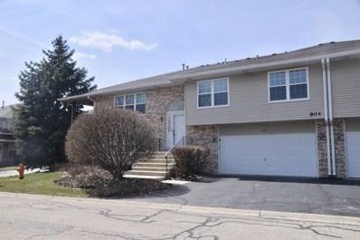 904 Elderberry Circle UNIT 104, Naperville, IL 60563 - #: 10330044