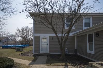 355 Farmingdale Circle UNIT 4, Vernon Hills, IL 60061 - #: 10330167