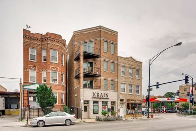 1003 N Damen Avenue UNIT 1, Chicago, IL 60622 - #: 10330196
