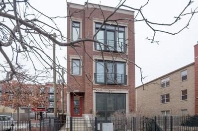 4012 N Mozart Street UNIT 1, Chicago, IL 60618 - #: 10330224