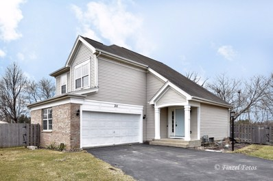 20 Manchester Court, Lake In The Hills, IL 60156 - #: 10330303