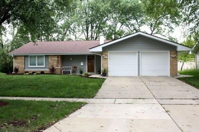 1470 Rosedale Lane, Hoffman Estates, IL 60169 - #: 10330756