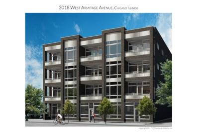 3024 W Armitage Avenue UNIT 6, Chicago, IL 60647 - #: 10330814