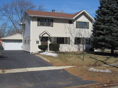 3004 Grouse Lane, Rolling Meadows, IL 60008 - #: 10330838