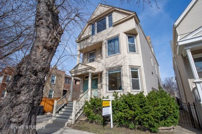 3643 N Hoyne Avenue UNIT 1, Chicago, IL 60618 - #: 10331089