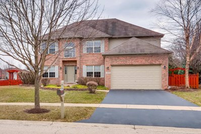 323 Kensington Drive, Oswego, IL 60543 - #: 10331129