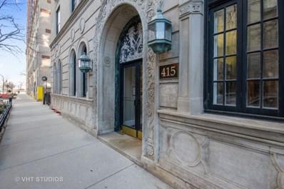 415 W Aldine Avenue UNIT 5A, Chicago, IL 60657 - #: 10331405