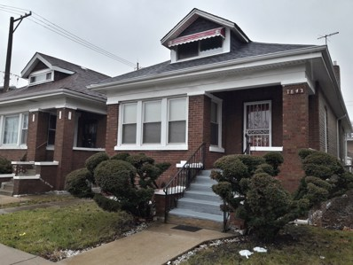 7842 S Hermitage Avenue, Chicago, IL 60620 - #: 10331437
