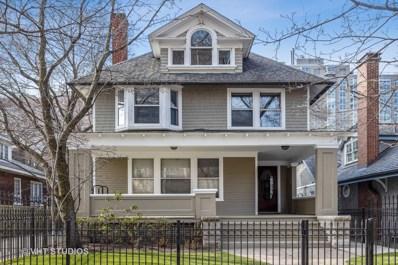 713 W Hutchinson Street, Chicago, IL 60613 - #: 10331477