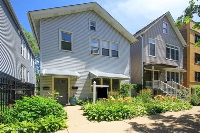 2333 N Rockwell Street, Chicago, IL 60647 - MLS#: 10331721