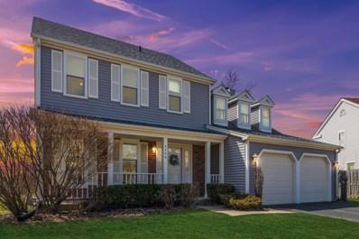 4286 Oak Knoll Lane, Hoffman Estates, IL 60192 - #: 10331738