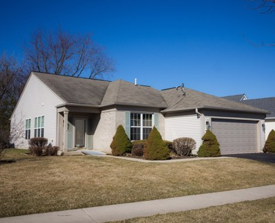 12345 Lilly Lane, Huntley, IL 60142 - #: 10331779