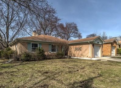 6812 N Mendota Avenue, Chicago, IL 60646 - MLS#: 10331803