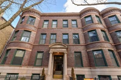 846 W Bradley Place UNIT 1, Chicago, IL 60613 - #: 10331992