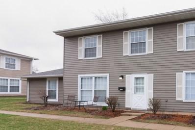 1555 Woodcutter Lane UNIT B, Wheaton, IL 60189 - #: 10332120