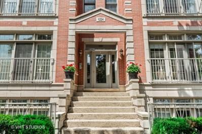1224 W Winona Street UNIT 1W, Chicago, IL 60640 - #: 10332188
