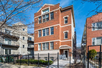 2446 W Homer Street UNIT 1, Chicago, IL 60647 - #: 10332928