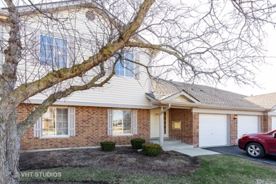 1527 Commodore Lane UNIT 6, Schaumburg, IL 60193 - #: 10333043