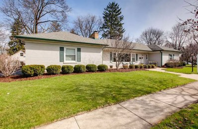 103 W Harrison Avenue, Wheaton, IL 60187 - MLS#: 10333076