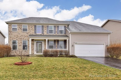 614 Mansfield Way, Oswego, IL 60543 - MLS#: 10333326