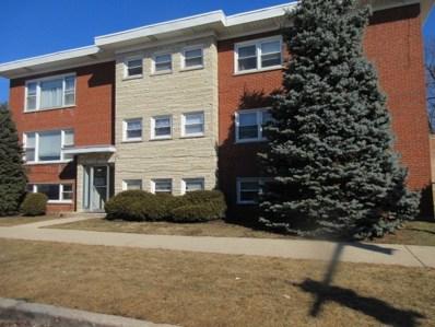 3205 N Overhill Avenue UNIT 1G, Chicago, IL 60634 - #: 10333428