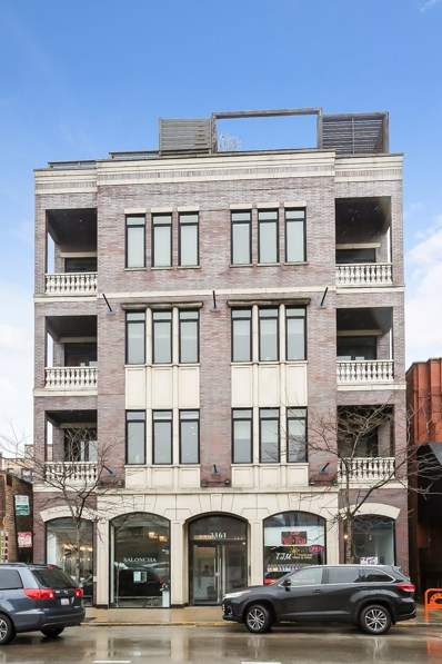 3161 N Halsted Street UNIT 201, Chicago, IL 60657 - MLS#: 10333434