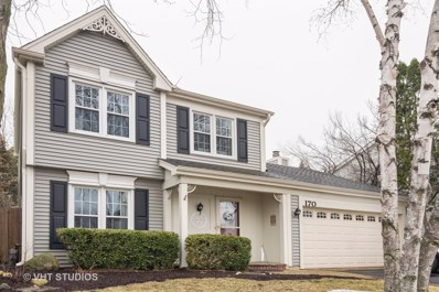 170 Rosewood Drive, Roselle, IL 60172 - #: 10333534