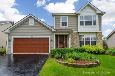 651 Red Barn Trail, Bolingbrook, IL 60490 - #: 10333599