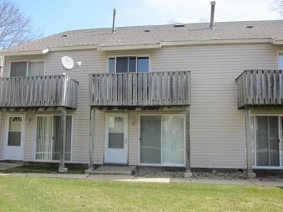 128 Cora Avenue UNIT D, Fox Lake, IL 60020 - MLS#: 10333612