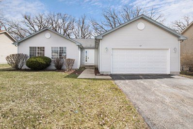 307 Shawnee Lane, Harvard, IL 60033 - #: 10333658